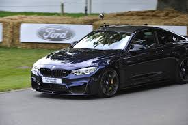 BMW M4 Coupe in Tanzanite Blue Individual and M Performance Parts ...