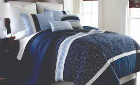 royal blue queen comforter set 8 piece embroidered ivory gate by pacific coast 3