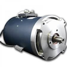 electric car motor.  Car Curtis 1236SE5621 HPEVS AC34 Brushless AC Motor Kit  48 Volts Throughout Electric Car