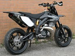 cr500 af supermoto black diamond derestricted