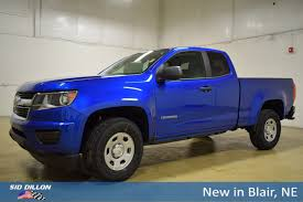 New 2018 Chevrolet Colorado 2WD WT Extended Cab in Blair #318289 ...