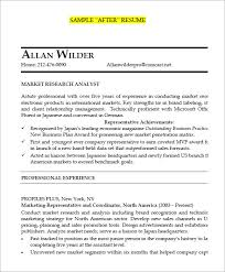 market research analyst resume template market research analyst  achievements market research analyst cover letter market research