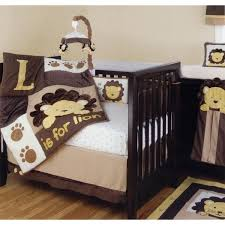 lion crib bedding kidsline l is for baby town 116 found on imaginative portray moreover