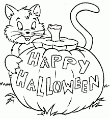 Small Picture Jack o lantern coloring pages happy halloween ColoringStar