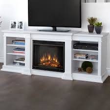 fresno 72 tv stand with fireplace