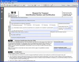 w 9 fillable form 2017 w9 in word format forest jovenesambientecas co