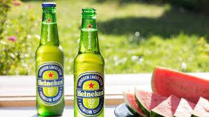 Alcohol In Heineken Vs Heineken Light Heineken 0 0 Non Alcoholic Beer Taste Test Nice Or Not