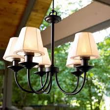 outdoor hanging solar chandelier unbelievable gorgeous gazebo garden oasis electric home interior 17
