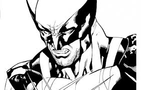 Small Picture Get This Preschool Printables of Wolverine Coloring Pages Free jIk30