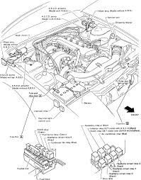 Nissan 240sx fuel pump wiring diagram with simple pictures 1993