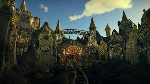 There's a campaign that offers structured tycoon challenges, a free play mode that lets players build without worrying about money, and a challenge mode where players start from scratch and build their way to. Skyrim Dwemer Coaster By Imagineertim Planet Coaster Community Das Forum Fur Planet Coaster Rollercoaster Tycoon