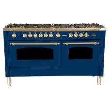 6 burner stove with double oven. Brilliant Burner 6 Cu Ft Double Oven Dual Fuel Italian Range True With Burner Stove F