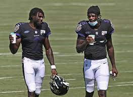 Ravens QB Lamar Jackson says he's ...
