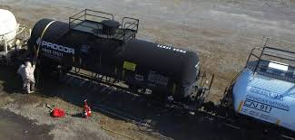 Tank Car Markings