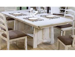 white washed dining room furniture. Country Dining Room Sets On Discontinued Distressed Wash White Finish Style Set Washed Furniture