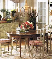 french country kitchen furniture. pierre deuxfrench country wood stained table paired with painted chairs french kitchen furniture
