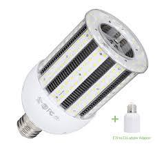 How To Change A Parking Lot Light Bulb 80w Led Corn Light Bulb Large Mogul Screw Base E39 Ul Listed