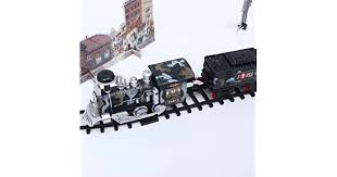 A set Rail <b>Train Simulation</b> Remote Control Chargeable <b>Electric</b> ...