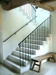 metal handrails for stairs outdoor steps rails railing mountain style stair spindles uk