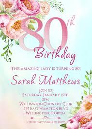 80th birthday invitation card in marathi australia