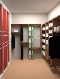 3d closet design