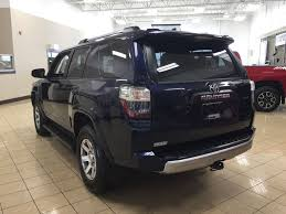 Used 2016 Toyota 4Runner Trail Edition 4 Door Sport Utility in ...