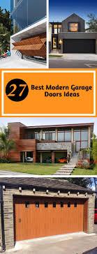 garage door ideas27 Best Modern Garage Doors Ideas and Designs For Your Inspiration
