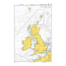 Imray Or Admiralty Charts Admiralty Chart 2 British Isles