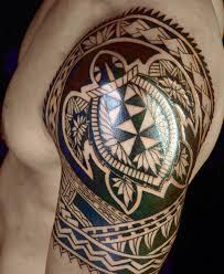Polynésie Tattoo 100 Fotografií Hodnoty Mužské A ženské Skici