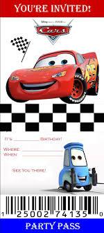 Free Templates For Invitations Birthday Free Printable Birthday Invitations Cars Theme Lijicinu 100e100bff100eba100 81