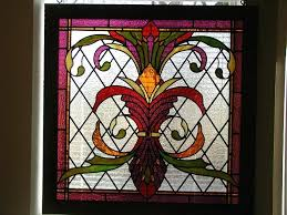 victorian stained glass windows window a art inspired stained glass panel stained glass windows for victoria bc
