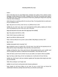 Educating Josefina Script Final