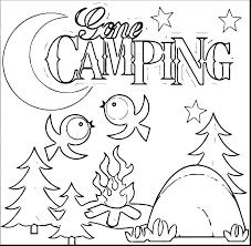 Camper Coloring Pages Camper Trailer Coloring Pages Camper Coloring