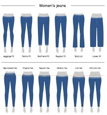 Pants Size Conversion Charts Size Guide For Men Women