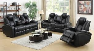 Reclining Living Room Furniture Sets Delange Power Reclining Living Room Set Living Room Sets