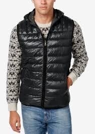 Tommy Hilfiger Tommy Hilfiger Men's Quilted Hooded Vest ... & Tommy Hilfiger Men's Quilted Hooded Vest Adamdwight.com