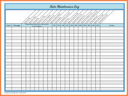 Auto Maintenance Logs Car Maintenance Schedule Spreadsheet Printable Year Calendar