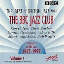 Best of British Jazz From the BBC Jazz Club, Vol. 1