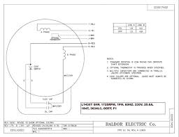 baldor single phase 230v motor wiring diagram electric motors diagrams 6q random