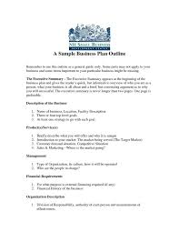 small business plan outline business development plan template business development plan