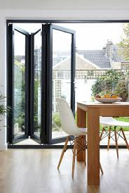 exterior glass door exterior wood doors black framed bifold glass patio door modern light