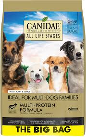 Canidae All Life Stages Multi Protein Formula Dry Dog Food 44 Lb Bag