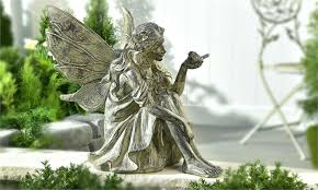 fairy garden statues cement fairy garden statue large garden fairy statues uk fairy garden statues