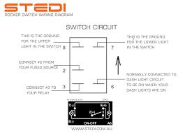 5 pin switch wiring diagram 19mm 5 pin switch wiring diagram carling switch wiring diagram at Carling Toggle Switch Wiring Diagram