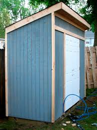 Small Picture Good Backyard Storage Shed Designs 70 On Free Building Plans For