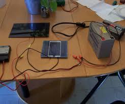 solar powered ac110 120v outlet 5 steps