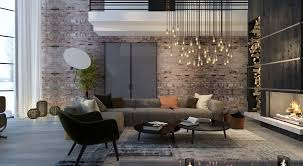 Lighting For Living Rooms 5 Living Rooms With Signature Lighting Styles