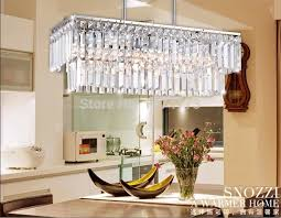 innovative chandelier for dining room with crystals crystal chandelier light for dining room bedroom