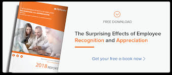 surprising effects of employee recognition
