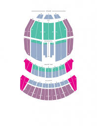 Altria Theater Seating Chart Seating Chart